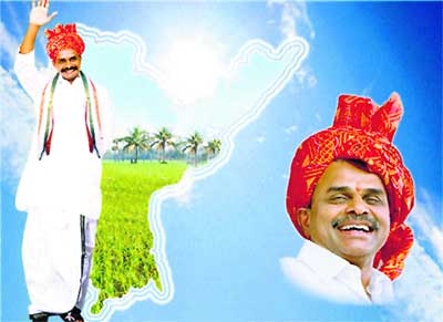 YSR � Chief Minister of Andhra